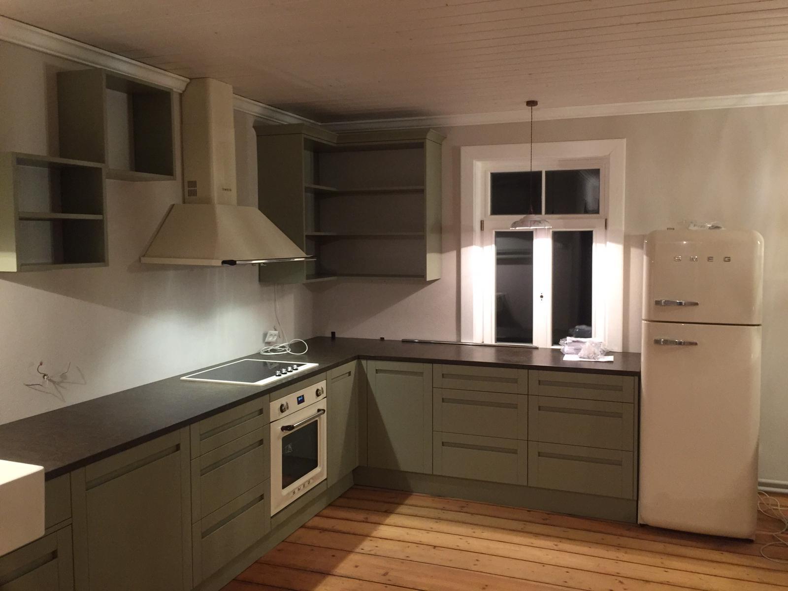 virtuves interjers